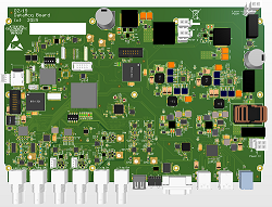 multi channel data acq processor
